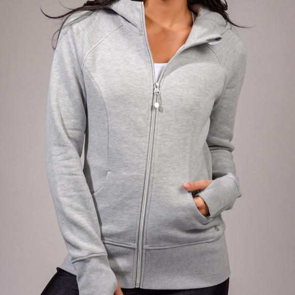 90 degree Zip up hoodie